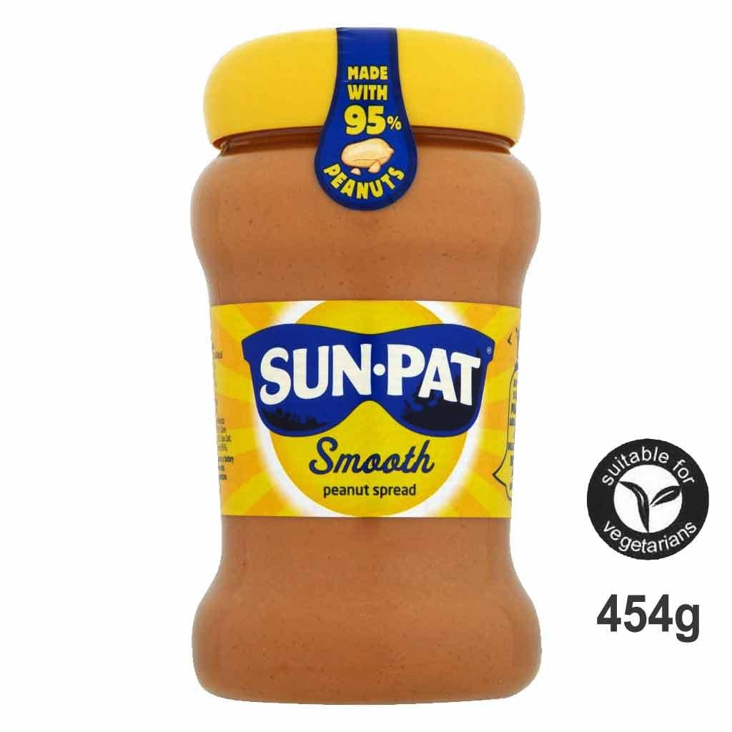 Sun Pat Max 80% OFF Original Smooth 454G Special price Butter Peanut