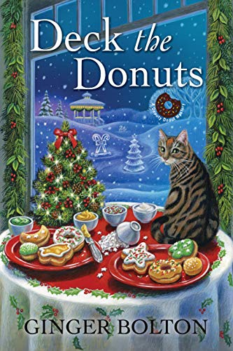 Deck the Donuts (A Deputy Donut Mystery Book 6) (English Edition)