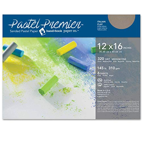 Speedball Art Products Premier Sanded Pastel Paper