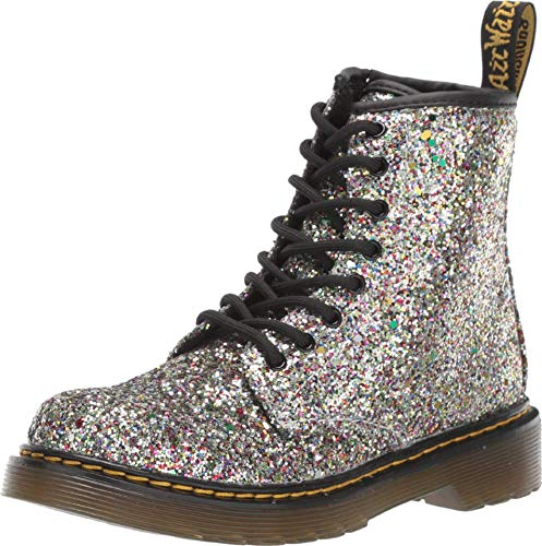 Dr. Martens Kid's Collection Girl's 1460 Patent Junior Boot (Little Kid/Big Kid)