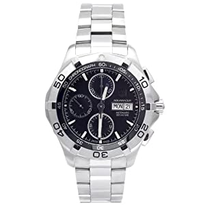 TAG Heuer Men's CAF2010.BA0815 Aquaracer Automatic Chronograph Watch