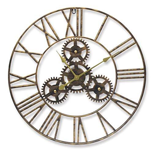 reloj dorado fabricante Generico