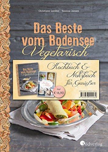 Das Beste vom Bodensee - Bundle VEGETARISCH: Kochbuch