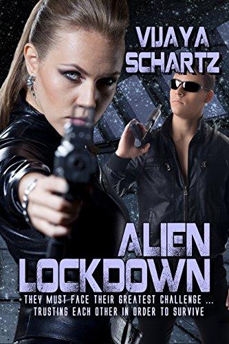 Book: Alien Lockdown by Vijaya Schartz