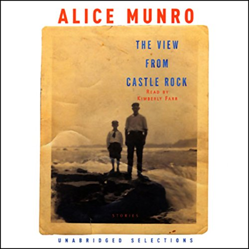 The View from Castle Rock (Unabridged Selections) audiobook cover art
