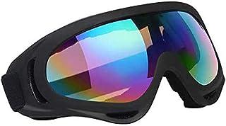 comprar comparacion Vicloon Gafas de Nieve a Prueba de Viento UV400 Ciclismo Moto Snowmobile Ski Goggles Eyewear Deportes Gafas de Seguridad d...
