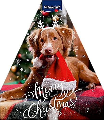 Vitakraft- Adventskalender 2021 für Hunde (48,98 € /1 Kilogramm)