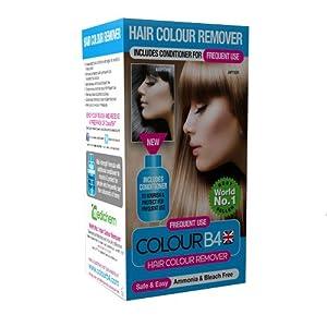 Colour B4 Removedor de color de pelo Uso frecuente