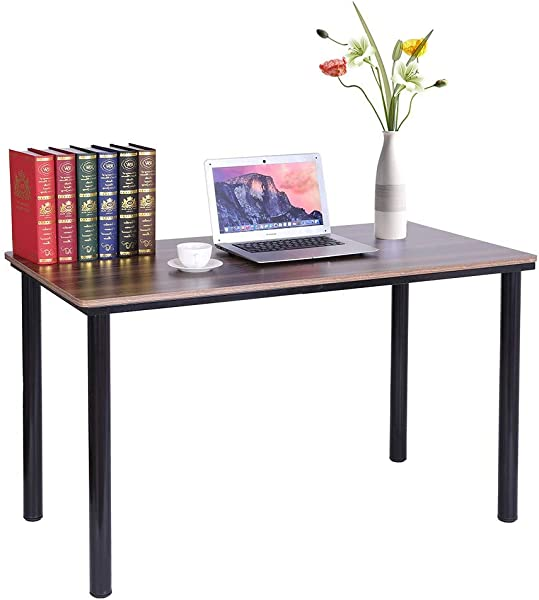 Chenway Home Desktop Computer Desk Simple Writing Desk Economical Desk Desk Small Space Dining Table 47 2 X 23 6 X 28 3 Inches Ship From USA Directly