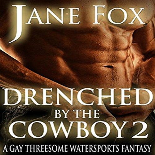 Drenched by the Cowboy 2 audiobook cover art