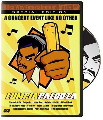 Lumpia Palooza by Natalise, DJ Swift Rock, PHUZ, Next Phaze 6th Day