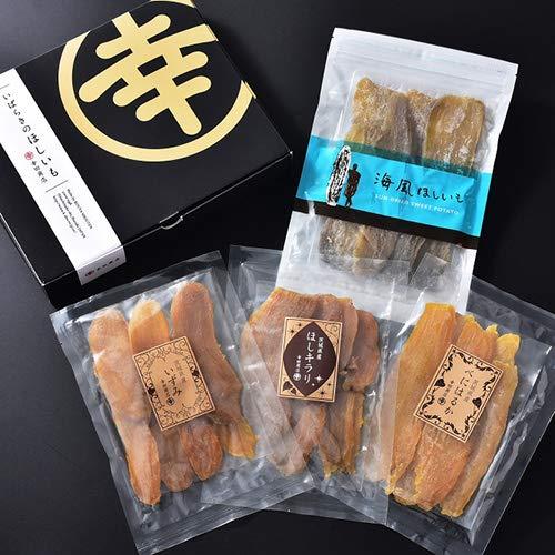 幸田商店 ときめき 茨城県産 ほしいも(干し芋 干しいも 乾燥芋)詰合せギフト