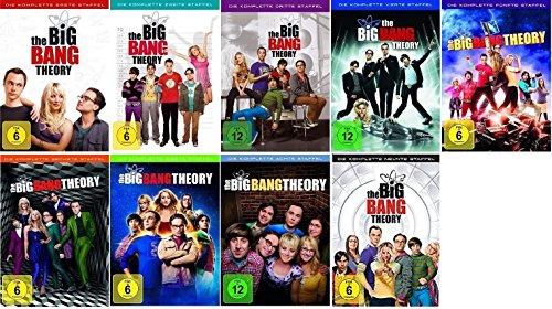 The Big Bang Theory - Staffel  1-9