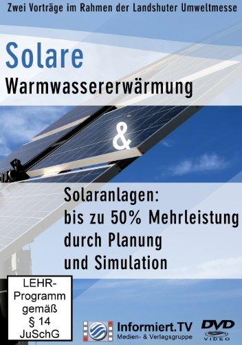 50% Mehrleistung & Warmwassererwärmung durch Solaranlagen