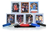 Basketball Cards: Stephen Curry, Lebron James, Giannis Antetokounmpo, Kevin Durant, James Harden, Russell Westbrook, Anthony Davis ASSORTED Card Gift Bundle