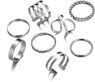 Best midi rings silver Reviews