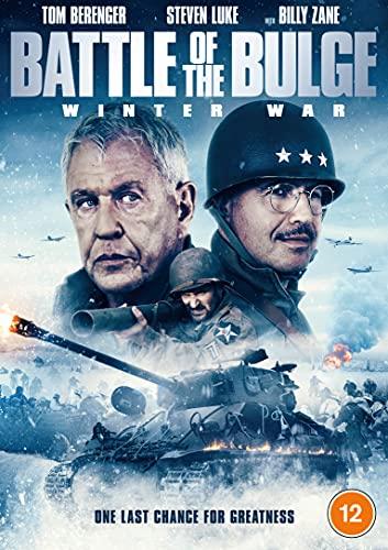 Battle of the Bulge: Winter War [DVD] [2020]