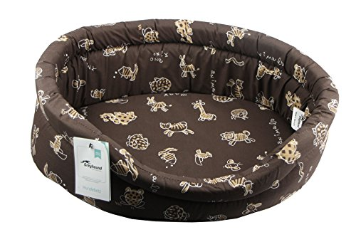 Greyhound Hundebett Classic Oval - Animal Farm Braun (60)