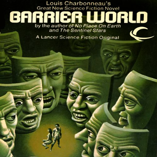 Barrier World audiobook cover art