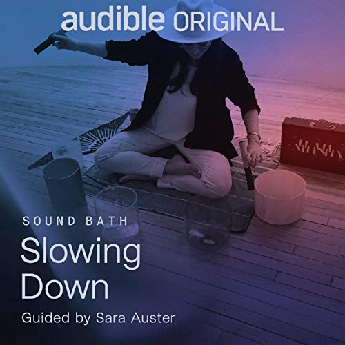 Slowing Down audiobook cover art