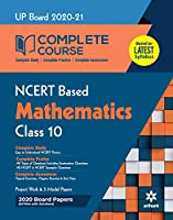 Complete Course Mathematics class 10 (Ncert Based) for 2021 Exam (Old Edition)