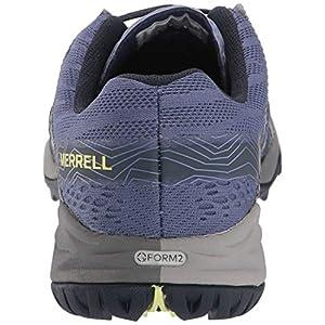 Merrell Women's Siren HEX Q2 E-MESH Hiking Shoe, Velvet Morning, 09.5 M US