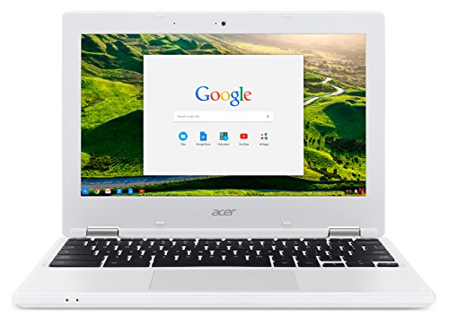 Acer CB3-131-C0ED Chromebook, Processore Intel Celeron...