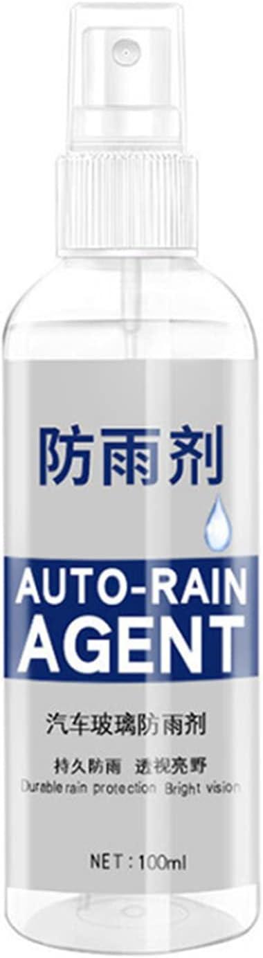 100ml Car Glass Waterproof Coating Max 67% OFF Fees free Rain Nano Rem Rainproof Agent