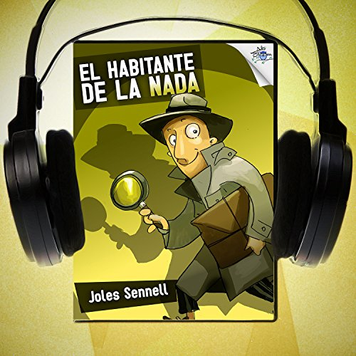 El habitante de la nada [The Inhabitant of Nowhere] copertina