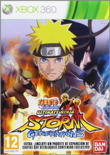 Naruto Shippuden Ultimate Ninja Storm Generations [Import spagnolo]