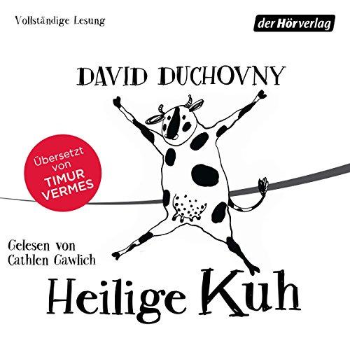 Heilige Kuh audiobook cover art