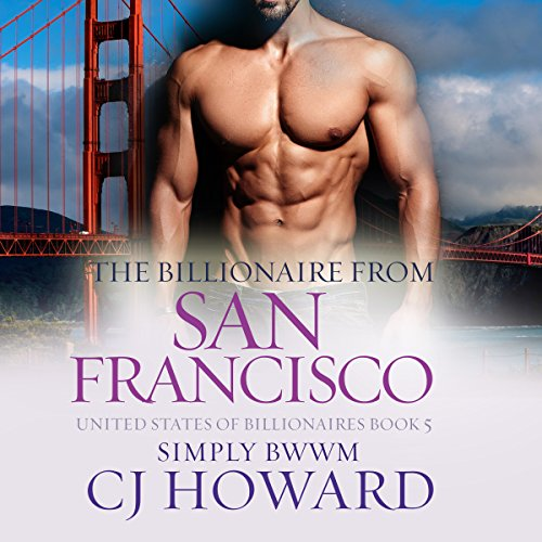 The Billionaire from San Francisco audiobook cover art