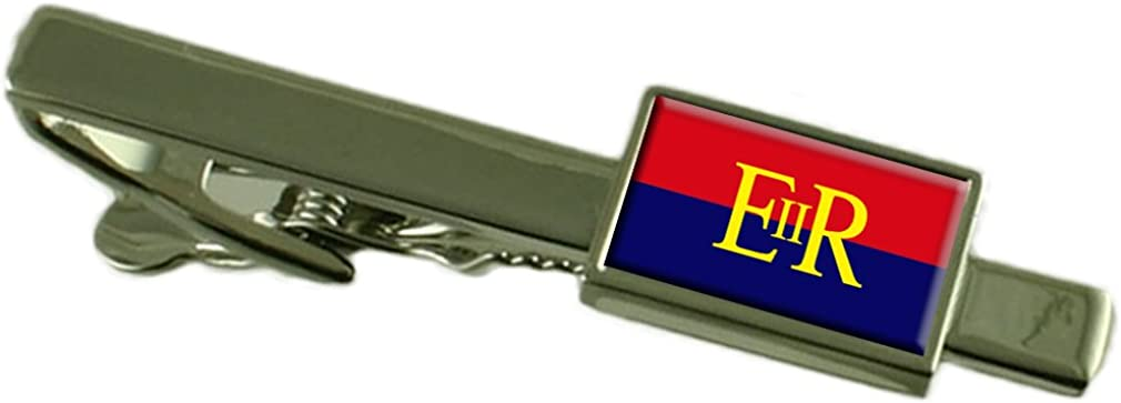 Select Gifts Military Police Military England Flag Tie Clip