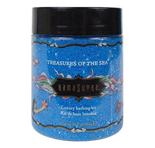 Kama Sutra Treasure Of The Sea Bath Salt Kit