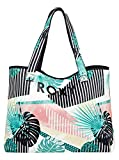 Roxy All Things Tote, Mujer, tblack Crazy Victoria popsurf, 1SZ