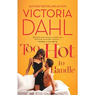 Too Hot to Handle cover art