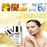 24K Gold Collagen Ampoule Lifting Serum 24K Gold Six...