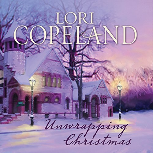 Unwrapping Christmas audiobook cover art