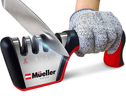 Best heavy duty knife sharpener