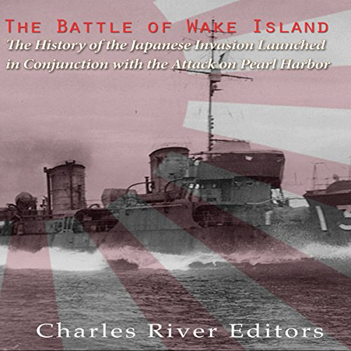 The Battle of Wake Island audiobook cover art