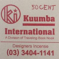 KUUMBA/クンバ『incense』(50CENT) (Regular size)