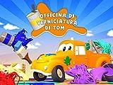 L'Officina di Verniciatura di Tom il Carro Attrezzi