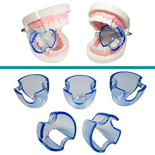 RoyalDental Dental Orthodontic Lip Cheek Retractor Expander Mouth Opener Autoclavable for Posterior Teeth Whitening Intraoral Supplies (15 pieces/lot)