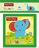Conheça o elefante enquanto se diverte na hora do banho! Literatura Juvenil