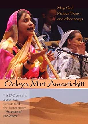 World Music From Mauritania With Ooleya Mint Amartichitt (Institutions)