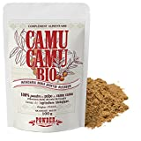 CAMU CAMU BIO * 100 razioni/Camu camu in polvere 100 g * Stimola le...