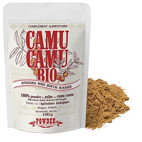 Powder Camu Camu Barre Nutritive Bio