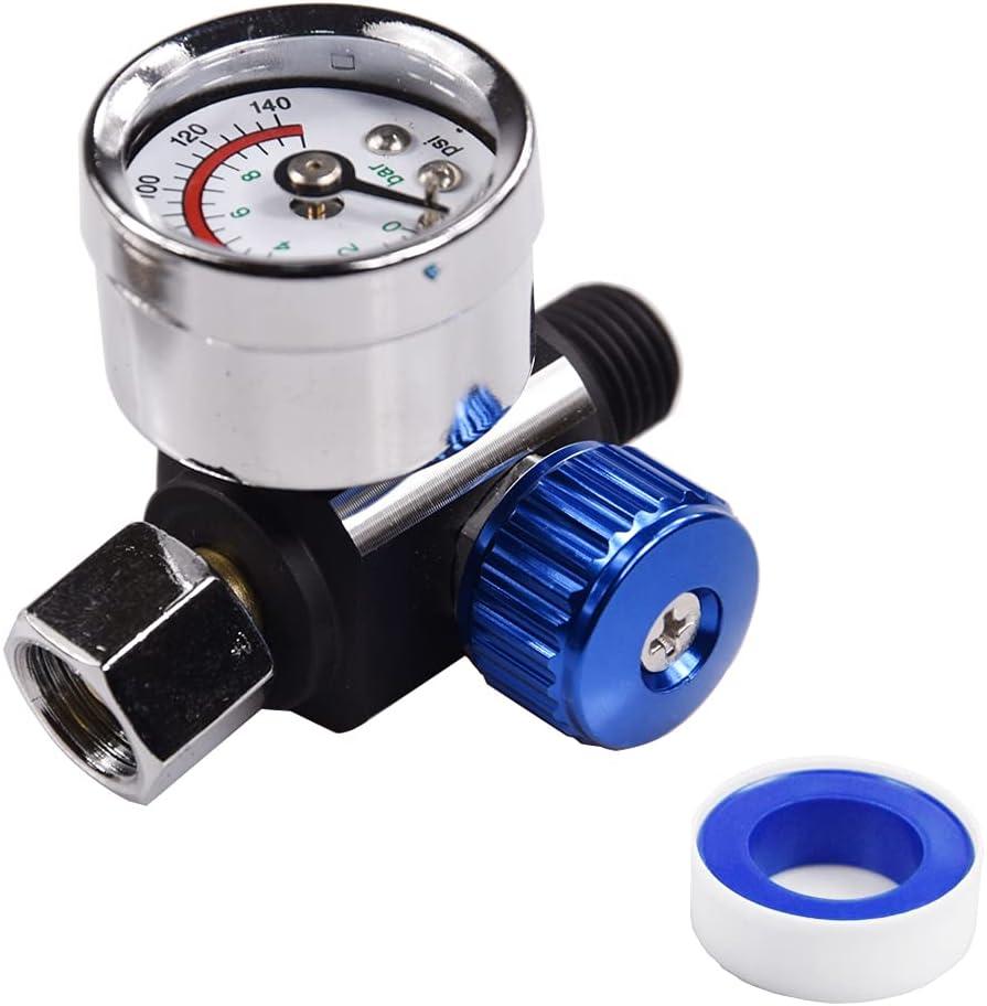 Spray Gun Air Pressure Regulato Regulator Free shipping on posting reviews Direct sale of manufacturer 4