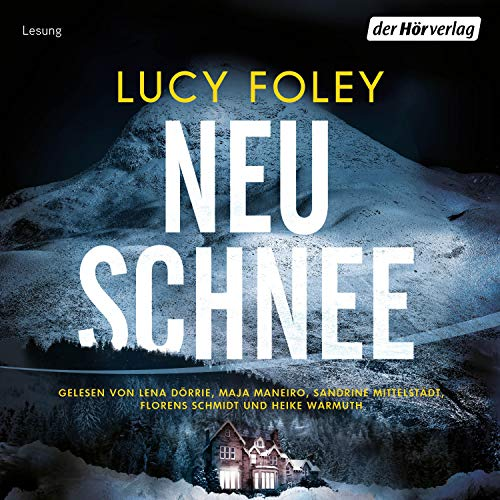 Neuschnee cover art