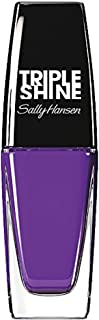 Sally Hansen Triple Shine Nail Polish, Vanity Flare, 10ml